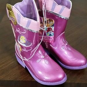 Disney Princess Toddler Cowgirl Boots